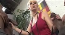 Cherry Torn loves to eat big black dick