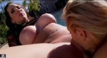 Free lesbian porn clips