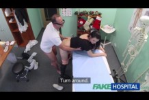 Fake doctor is fucking sick woman