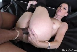 Brittney Skye big cock hardcore sex!